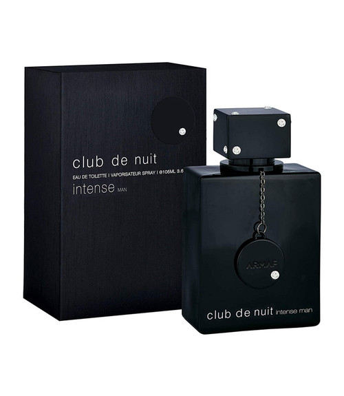 Armaf Club De Nuit Intense Eau De Toilette Spray 3.6 oz