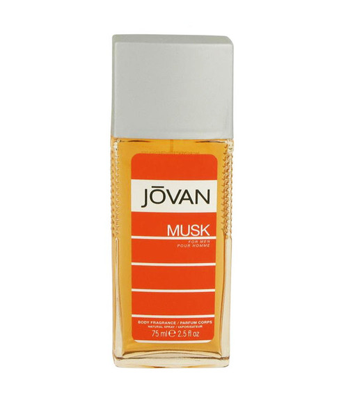 Jovan Musk Body Spray 2.5 oz