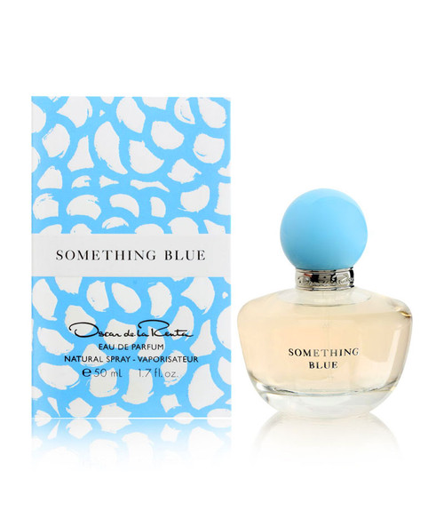 Oscar De La Renta Something Blue Eau De Parfum .13 oz Mini