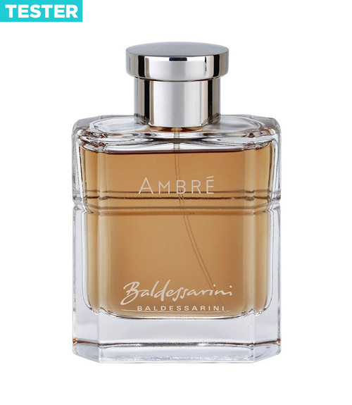 Baldessarini Ambre by Hugo Boss Eau De Toilette Spray (Tester) 3 oz