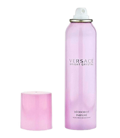 Versace Bright Crystal Deodorant Spray 1.7 oz