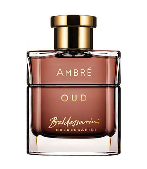 Baldessarini Ambre Oud by Hugo Boss Eau De Parfum Spray 3 oz
