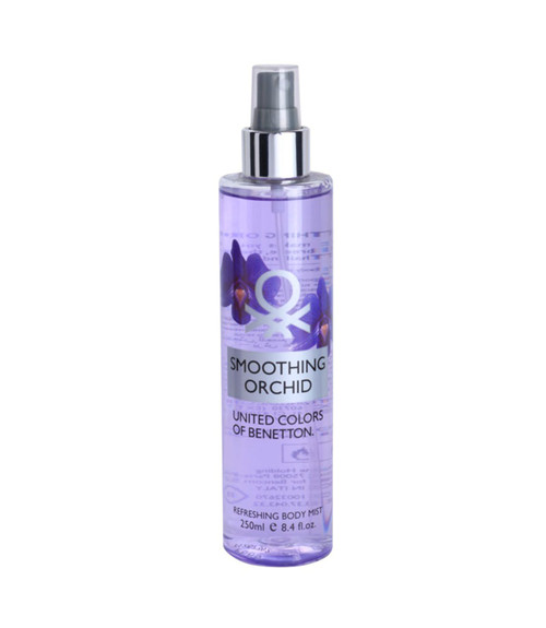 Benetton Smoothing Orchid Refreshing Body Mist 8.4 oz