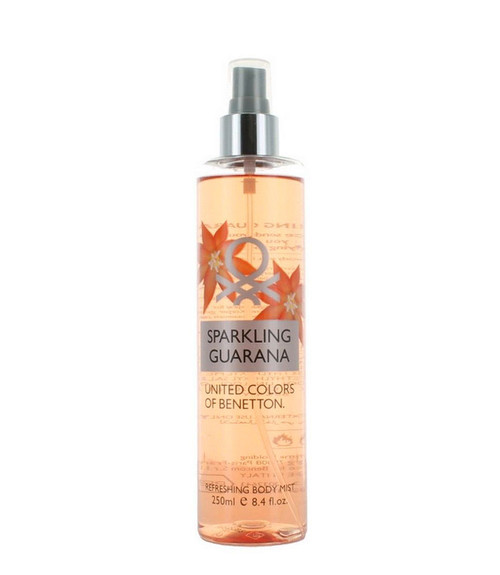 Benetton Sparkling Guarana Refreshing Body Mist 8.4 oz