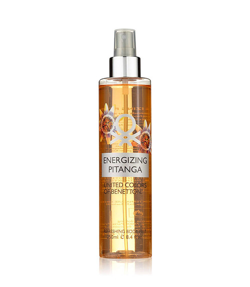 Benetton Energizing Pitanga Body Mist 8.4 oz