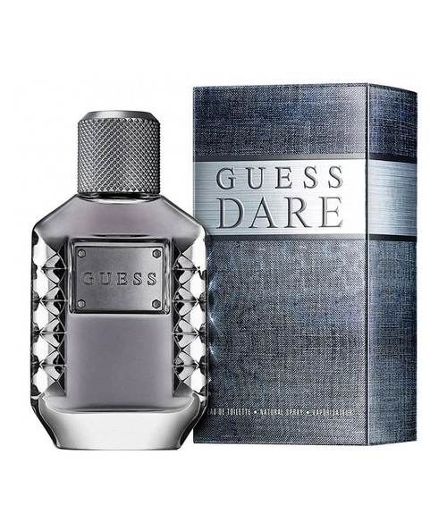 Guess Dare Eau De Toilette Spray 3.4 oz for Men