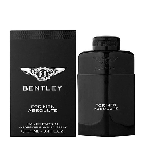 Bentley Absolute Eau De Parfum Spray 3.4 oz