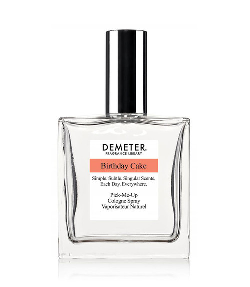 Demeter Birthday Cake Cologne Spray 1 oz Unboxed