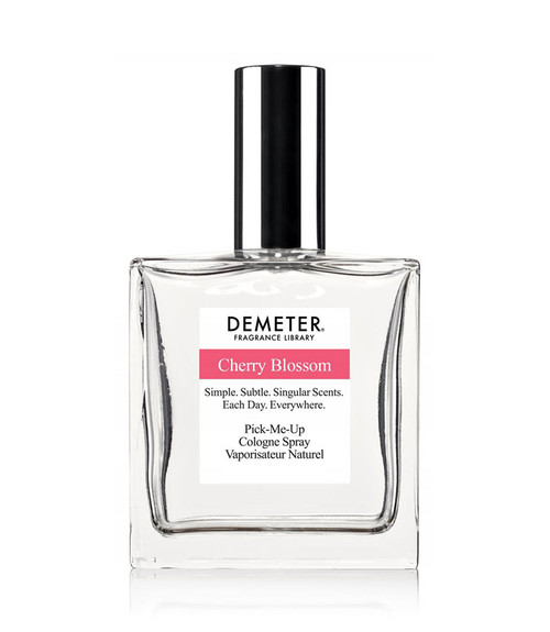 Demeter Cherry Blossom Cologne Spray 1 oz Unboxed