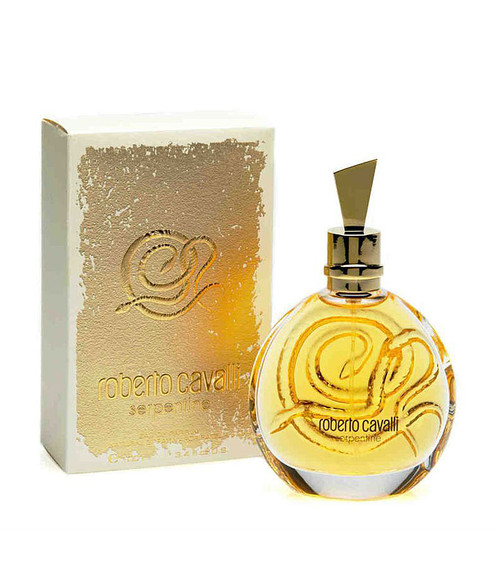 Roberto Cavalli Serpentine Eau De Parfum Spray .17 oz Mini