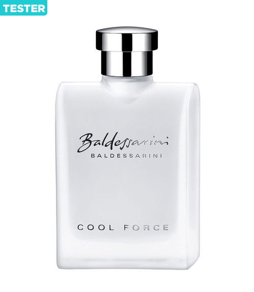 Baldessarini Cool Force by Hugo Boss Eau De Toilette Spray 3 oz Tester