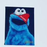 Supreme Cookie Monster