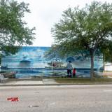 St. Petersburg Fl. Street art 5/17/16