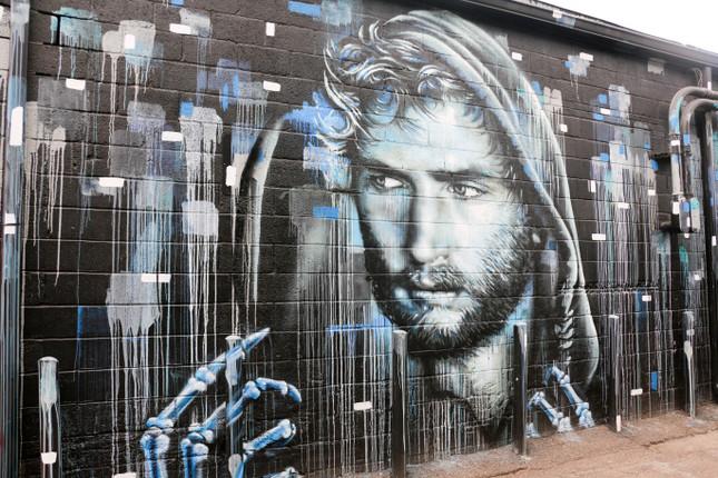 Denver Street Art 4/13/2016