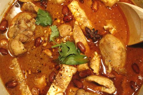 Thai Mussaman Chicken Curry