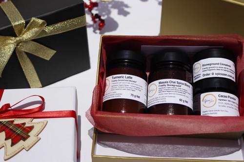 Masala Chai & Turmeric Latte Gift Box