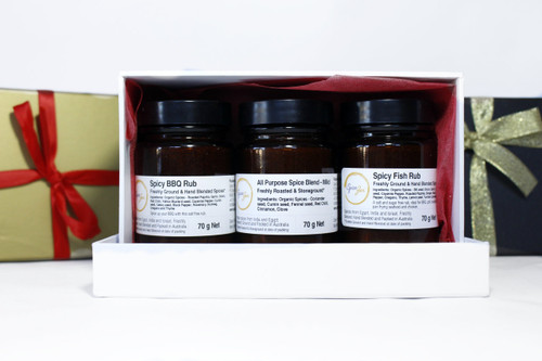 BBQ Rubs gift set