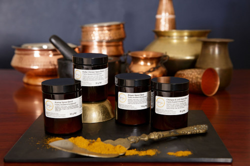 Popular Indian Spice Blends collection
