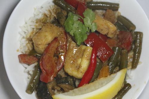 Vegan Panang Curry