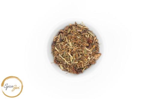Reishi shroom tea