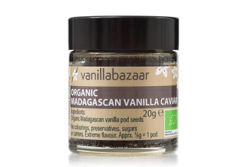 Vanilla caviar
