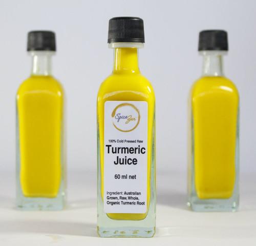 Cold Press Raw Turmeric Juice