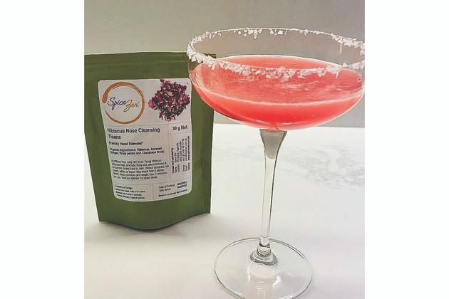Fun ways to use our Hibiscus Rose Tisane other than tea!