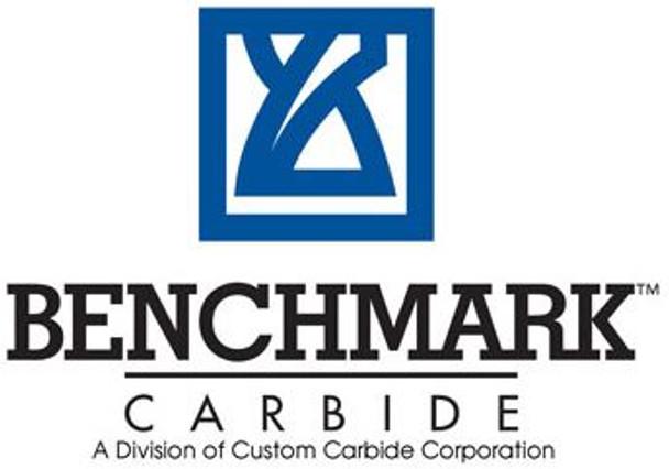 BENCHMARK CARBIDE    SR5307500C11      3/4 X 3/4 X 1 X 3,  5FL STUB LOC, RUFFY-IN ROUGHER ALTIN