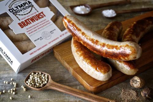 Bratwurst, Fresh