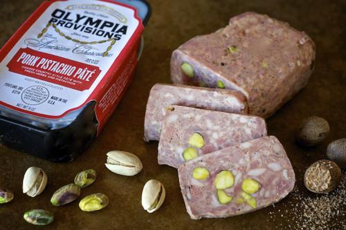 Liver Pate, Pork Pistachio