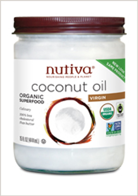 Coconut Oil Extra-Virgin Organic