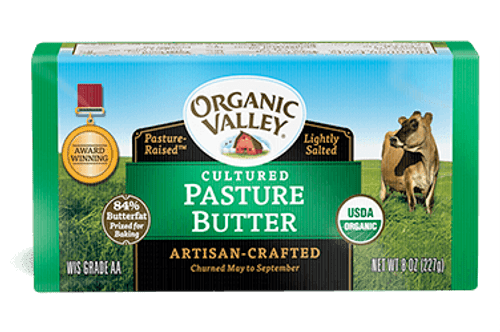 Organic Valley Pasture Butter, 8 oz