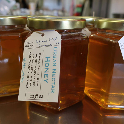 Honey, Raw and Local (SF neighborhoods)