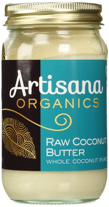 Coconut Butter, Raw Organic
