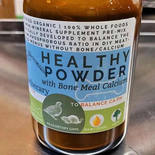 SFRAW Healthy Powder w/ Bone Meal