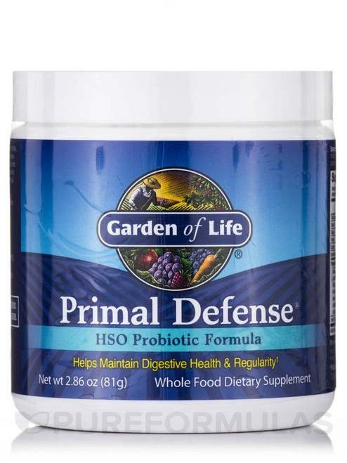 Primal Defense HSO Probiotic Formula 2.86 oz