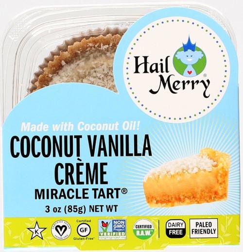 Tart Coconut Vanilla Creme