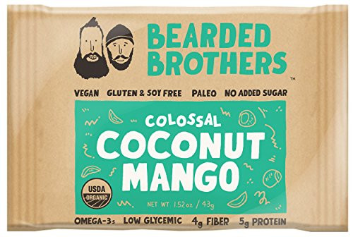 Colossal Coconut Mango Energy Bar
