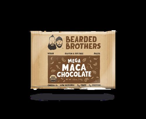 Mega Maca Chocolate Energy Bar