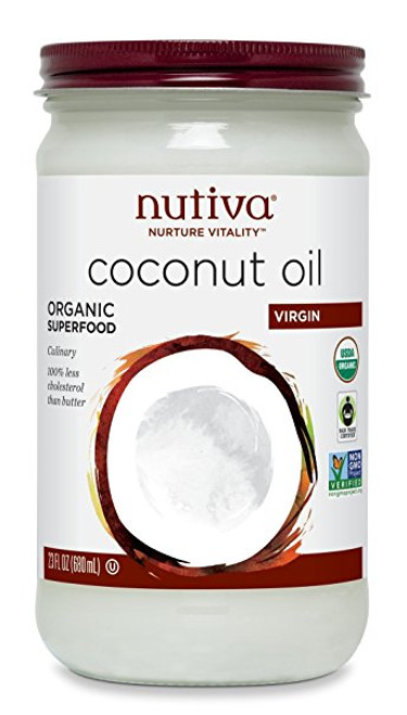 Virgin Coconut Oil Organic, 23 oz