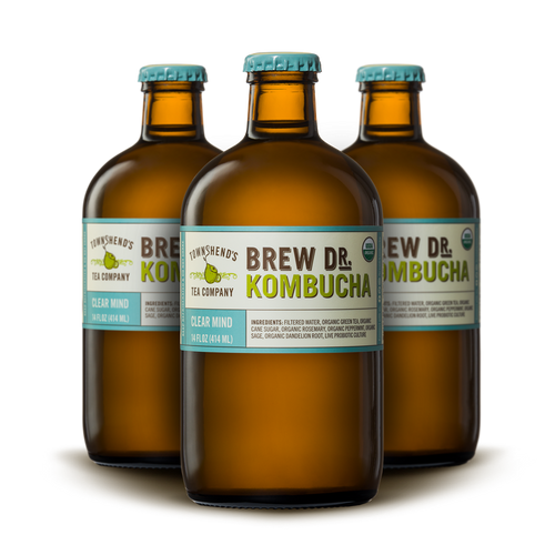 Clear Mind Kombucha