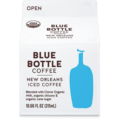 Blue Bottle Organic Coffee Drink 10.66 oz