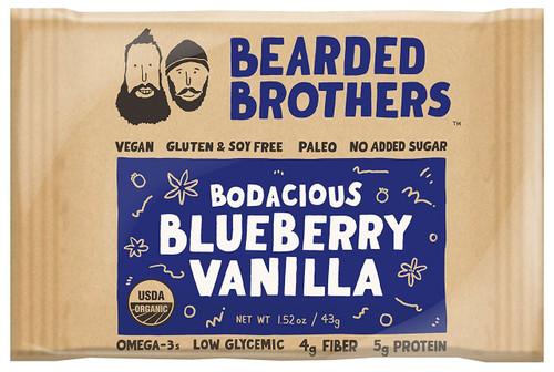 Bodacious Blueberry Vanilla Energy Bar