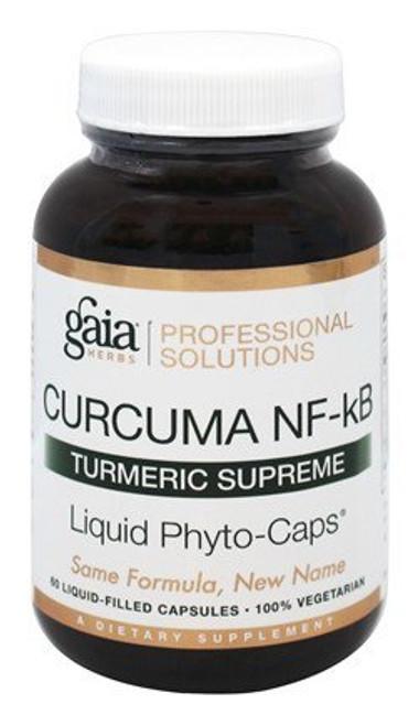 Curcuma NF-kB: Turmeric Supreme 60 caps