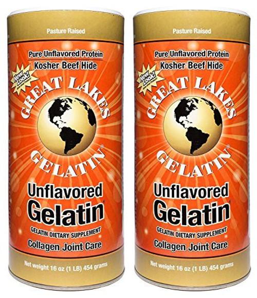 Beef Gelatin, 16 oz.