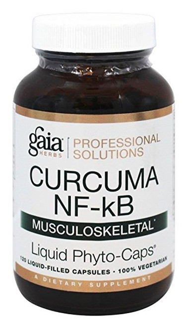 Curcuma NF-kB: Musculoskeletal 120 caps