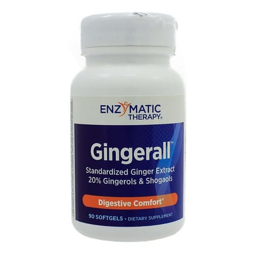 Gingerall 90 gels