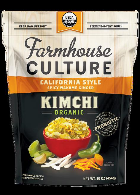 California Style Kimchi