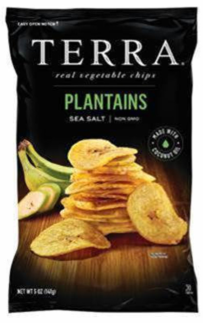 Plantain Chips Sea Salt, by the bag