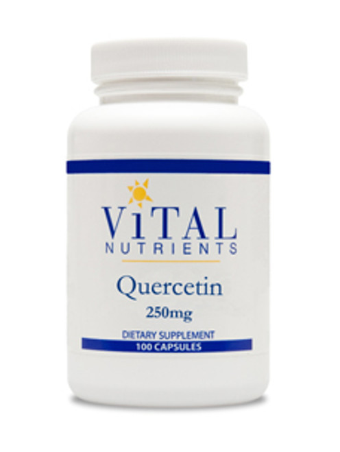 Quercetin 250 mg 100 caps